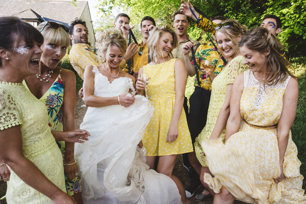 Simplicity & Sustainability: Be Right on Trend for your Wedding Weekend. Part II
