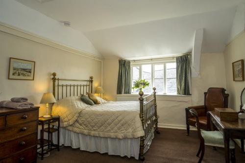 The Brass Bedroom