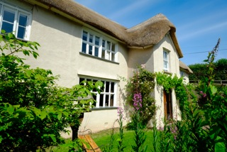 Our Grade II* listed farmhouse