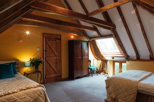 Allendsown Barn Bedrooms