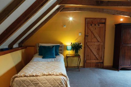 Allensdown Barn Bedroom