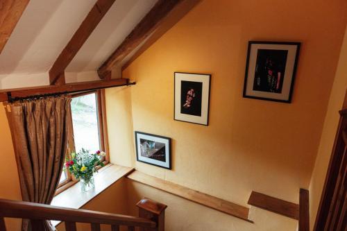 Allensdown Barn Open Stairwell